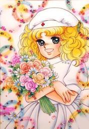 candy infirmière