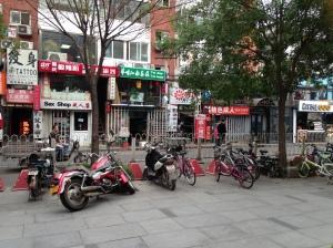 Sex shops