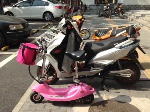 V-mini vélo