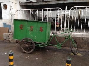 V-vélo poubelles