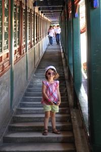 Escalier pentu 2