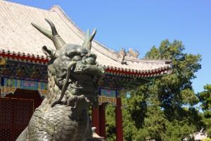 licorne chinoise qilin