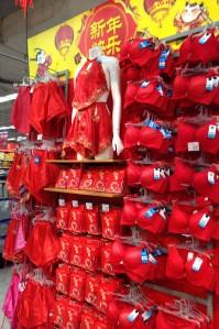 26-sous-vêtements rouges