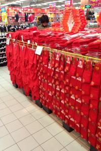 27-chaussettes rouges