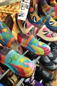 14-Chaussures - poissons
