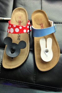 16-Chaussures - Mickey