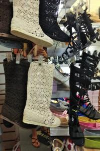 17-Chaussures - crochet