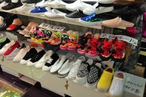 18-Chaussures - bonhommes