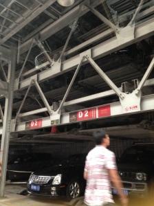 31.Parking avec ascenseur