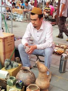 7-01-Musulman à Panjiayuan