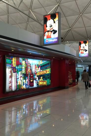 38-Airport Disney Store 1