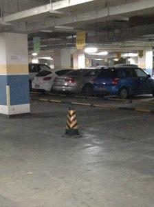 01-Barres parking