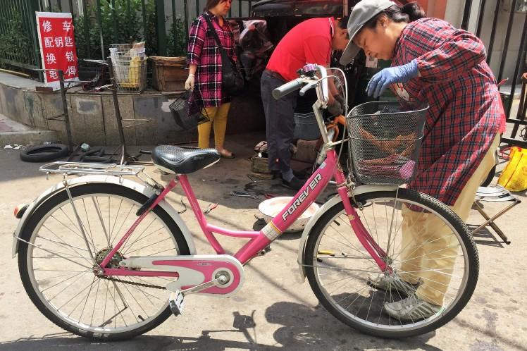 18-Réparateur vélo