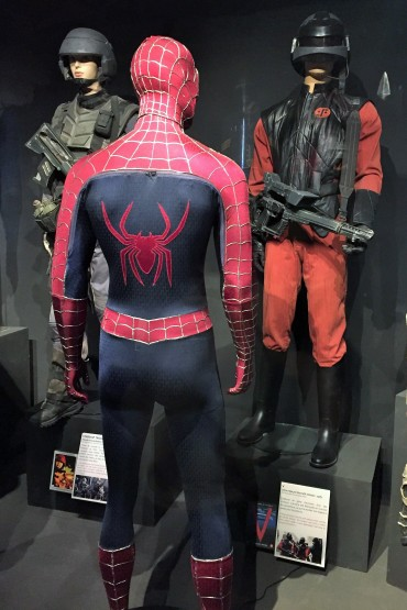 35-C-Spiderman & V