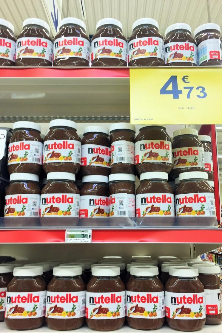 16.Nutella